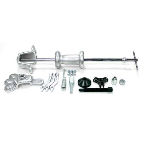 Powerbuilt 940369 Master Axle Puller Kit