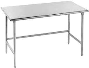 Advance Tabco Work Table 48' x 30' Wide - TGLG-304
