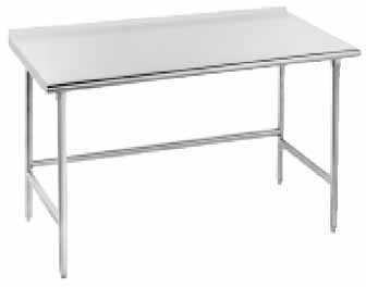 Advance Tabco Work Table 36' x 36' Wide - TFAG-363