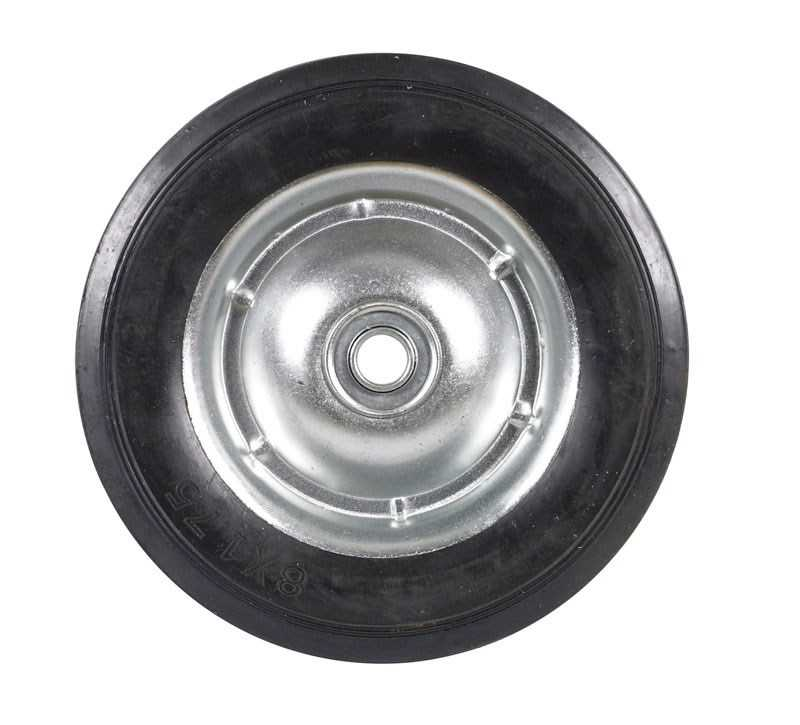 Apex Replacement Wheel For Hand Truck 8' X 1-3/4' Solid Rubber